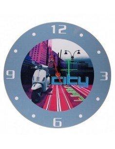 Reloj Pared Vespa