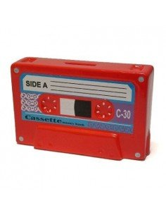 Hucha Cinta Cassette