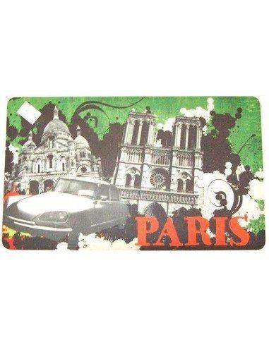 Alfombra goma París