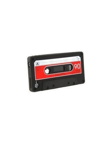Funda iPhone cassette
