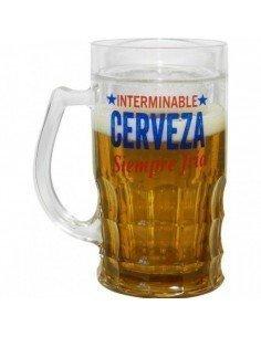 Jarra Cerveza Interminable
