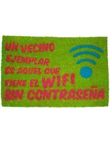Felpudo Wifi