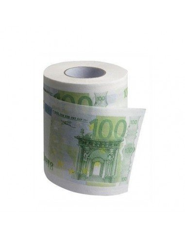 Papel higiénico euros
