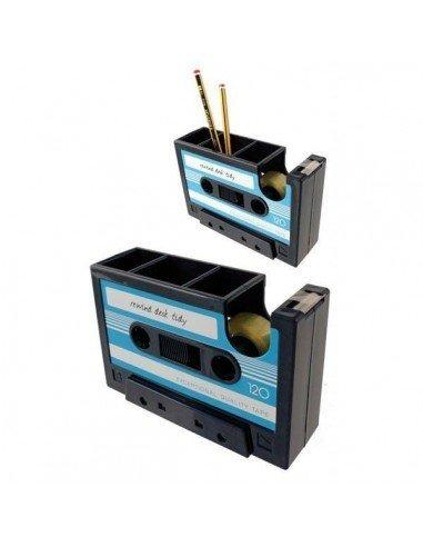 Portalápices-celo Cassette