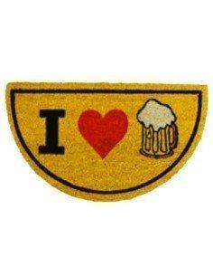 Felpudo Love Cerveza
