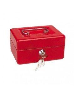 Caja Caudales Roja