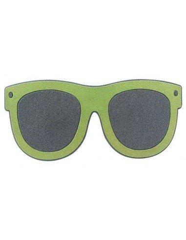 Felpudo Gafas Verde