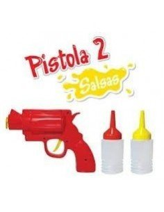 Pistola Ketchup/Mostaza