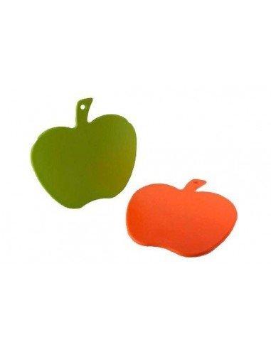 Tabla cortar manzana