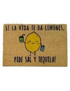 Felpudo Sal y Tequila
