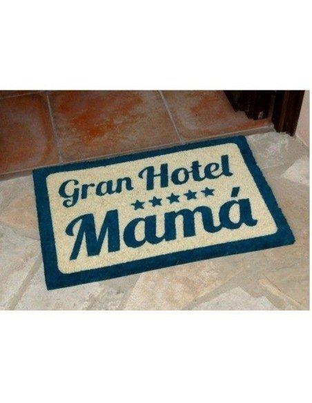 Felpudo Gran Hotel Mamá