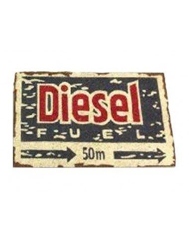 Felpudo Diesel Fuel
