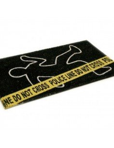 Felpudo Do Not Cross