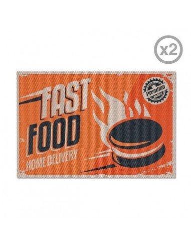 Individuales Fast Food