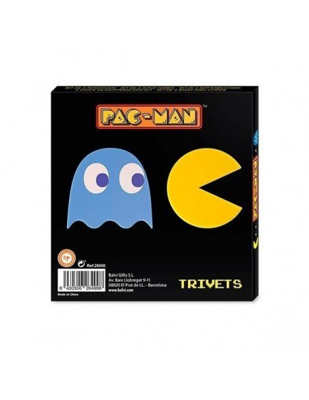 Salvamanteles Pac-Man