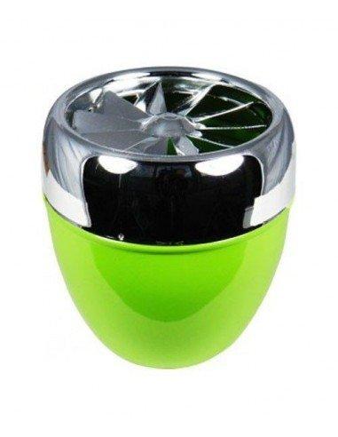 Cenicero Motor Verde