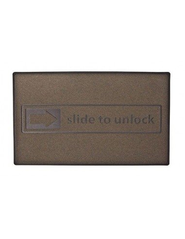 Felpudo Slide To Unlock
