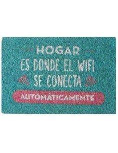 Felpudo Wifi Hogar