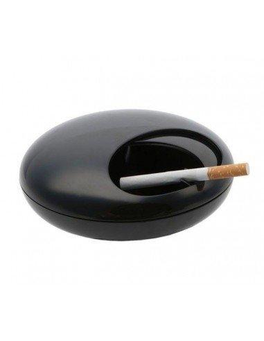 Cenicero Pebble Negro