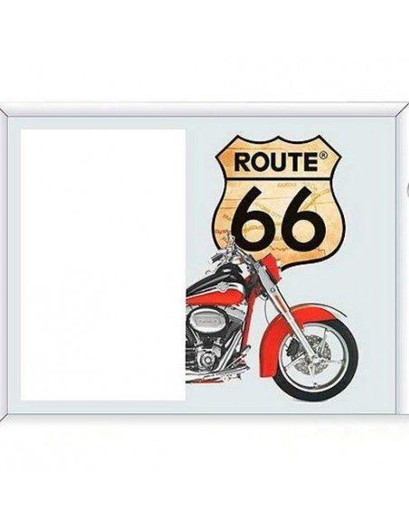 Portafotos Espejo Route 66