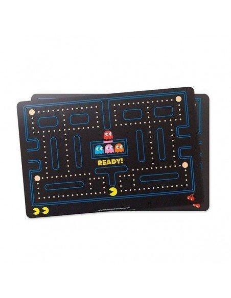 Manteles Individuales Pac-Man x 2