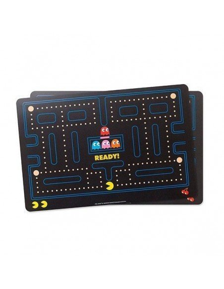 Manteles Individuales Pac-Man x 2