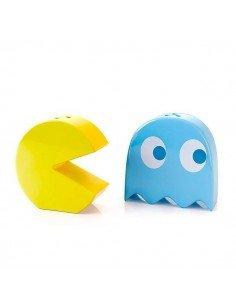 Salero y Pimentero Pac-Man