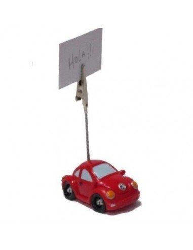 Portanotas coche