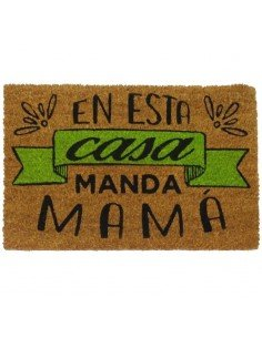 Felpudo Manda Mamá