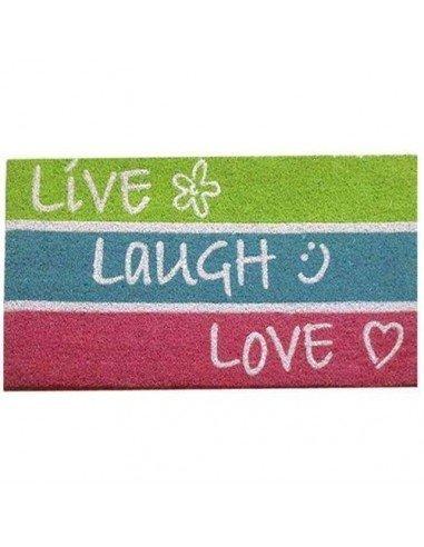 Felpudo Live, Love, Laugh Pop