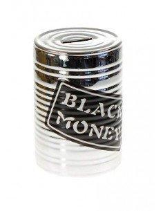 Hucha Dinero Negro