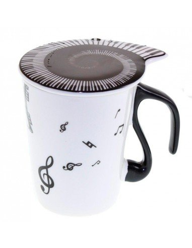Taza Notas Musicales
