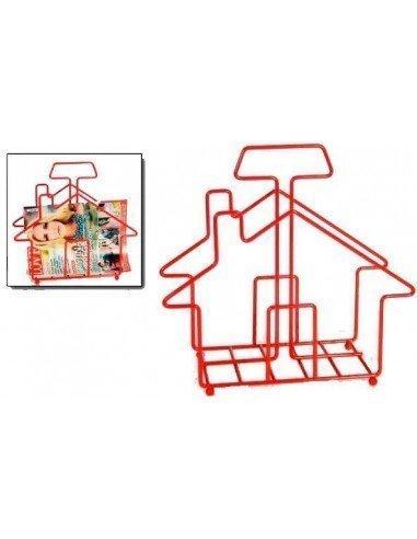 Revistero Casa Rojo