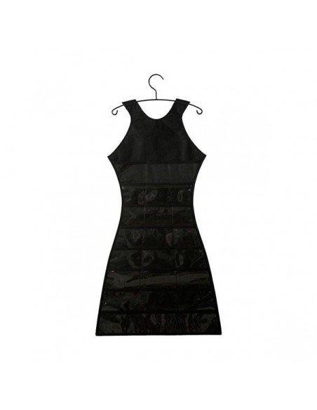Vestido Joyero Negro