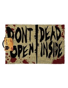 Felpudo Walking Dead
