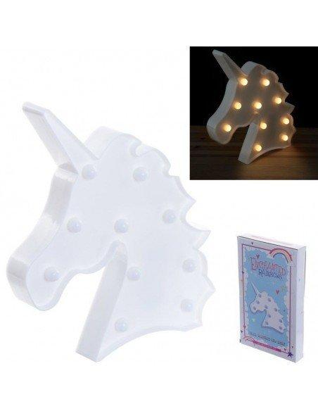 Lámpara Led Unicornio