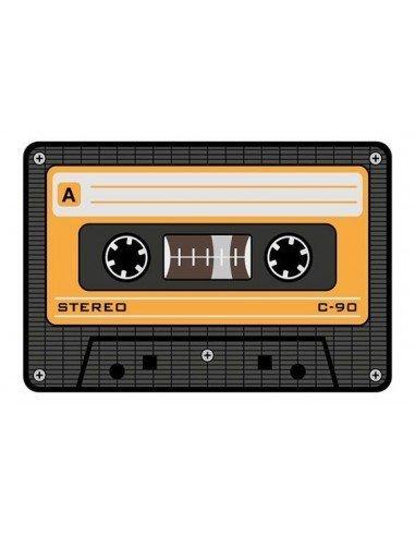 Alfombrilla Ratón Cassette