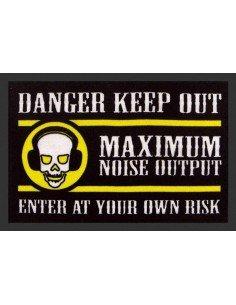 Felpudo Danger