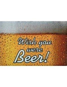 Felpudo Cerveza