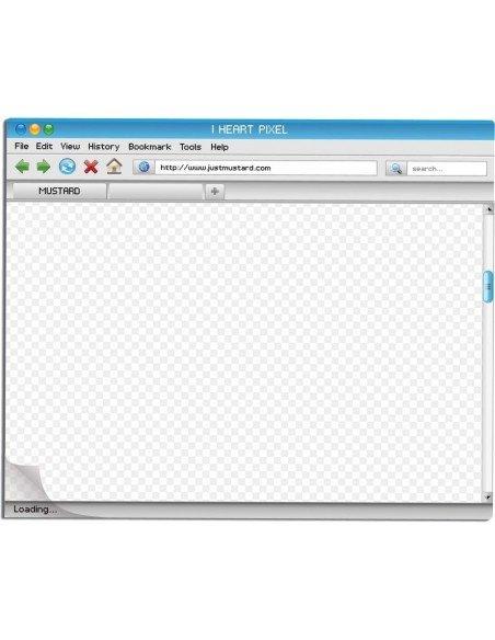 Alfombrilla Libreta Pixel