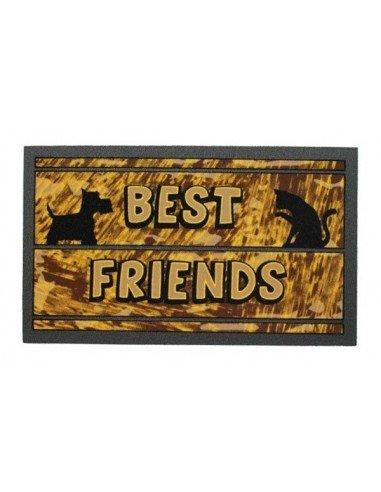 Felpudo Best Friends