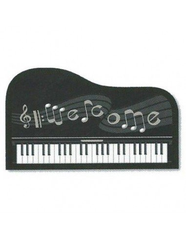 Felpudo Piano