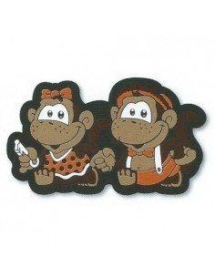 Felpudo Monos