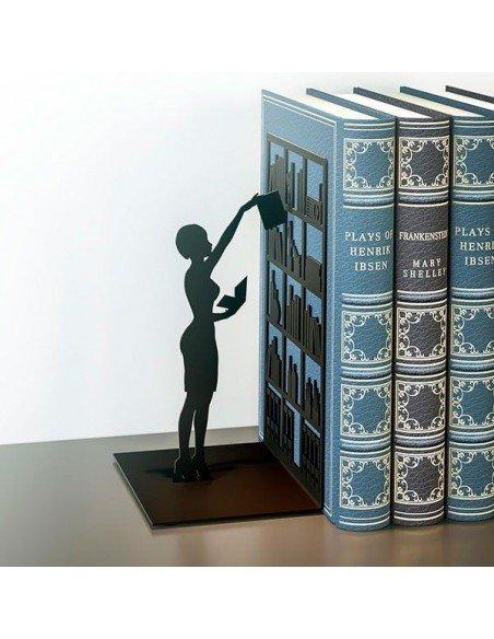 Sujetalibros The Library