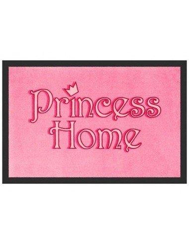 Felpudo Princess Home