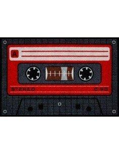 Felpudo Cassette Rojo