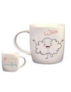 Taza Mug Nubes