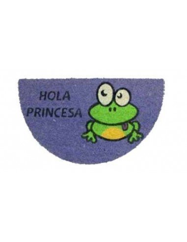 Felpudo Hola Princesa