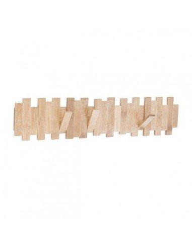 Colgador Perchero Bambú