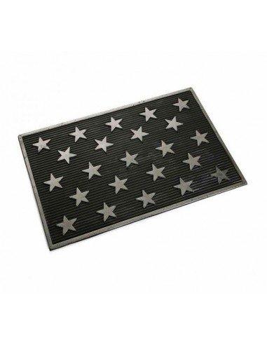 Felpudos Estrellas Goma